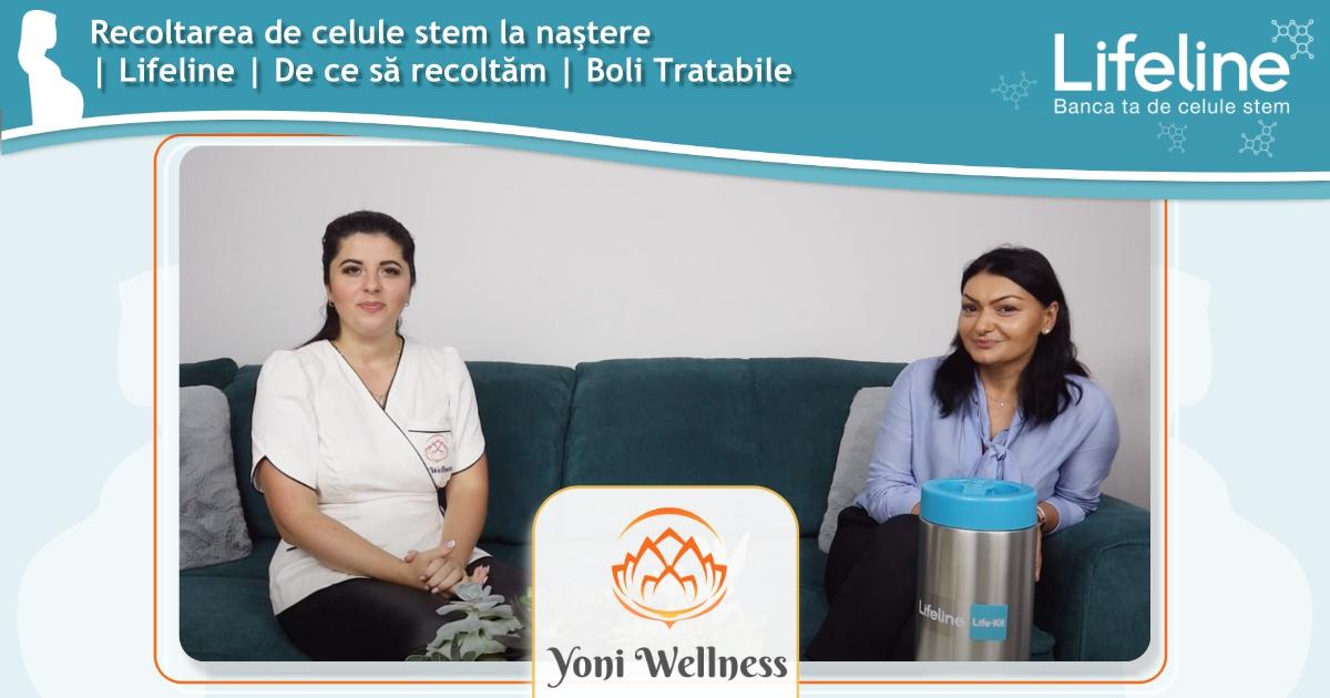VIDEO INTERVIU: Recoltarea de celule stem la naştere | Lifeline | De ce să recoltăm | Boli Tratabile